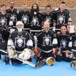 J6 du championnat de hockey.