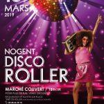 Roller disco à Nogent