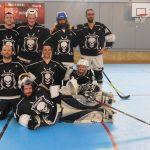 J7 du championnat de hockey.