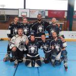 1ere journée du championnat de hockey.